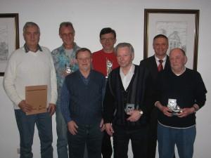 JHV Ehrungen 2011